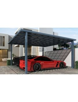 Carport KAPE XL