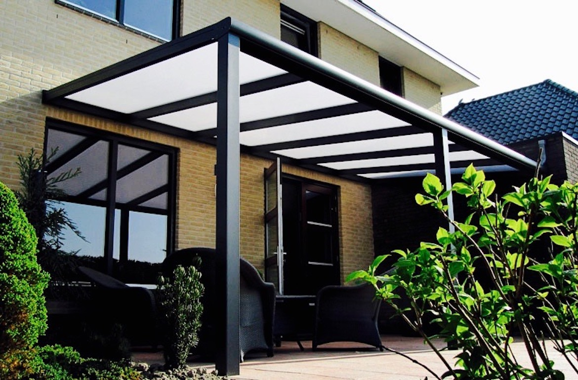 pergola en aluminium london mon exterieur design. Black Bedroom Furniture Sets. Home Design Ideas